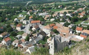 Vue du village depuis la Tour