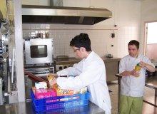 Atelier Cuisine à l'IME de l'ADSEA 05